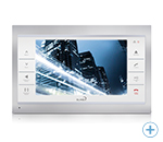 IP domofona 10-collas video monitors SLINEX SL-10IP