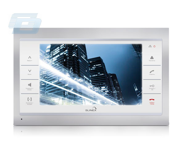 IP VIDEO DOMOFONS SLINEX - MONITORS SL-10IP